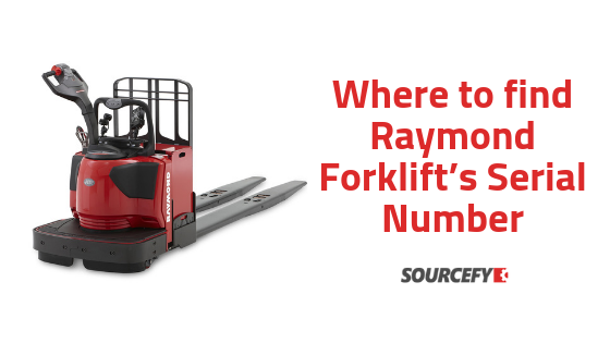 Where To Find Raymond Forklift U2019s Serial Number