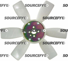 FAN BLADE 00591-22140-81 for Toyota