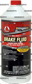 BRAKE FLUID (32 OZ) 00591-31013-81 for Toyota