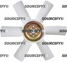 FAN BLADE 00591-33100-81 for Toyota