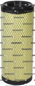AIR FILTER (FIRE RET.) 00591-34181-81 for Toyota
