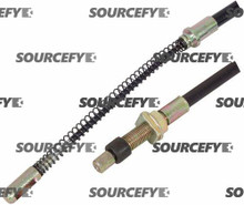 EMERGENCY BRAKE CABLE 00591-35420-81 for Toyota