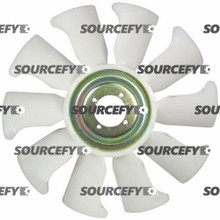 FAN BLADE 00591-40556-81 for Toyota