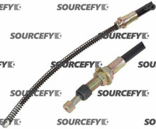 EMERGENCY BRAKE CABLE 00591-43819-81 for Toyota