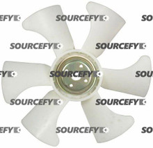 FAN BLADE 00591-54143-81 for Toyota