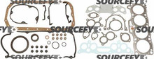 GASKET O/H KIT 00591-58839-81 for Toyota