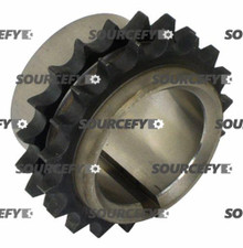 CRANKSHAFT GEAR 00591-63498-81 for Toyota