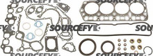 GASKET O/H SET 04111-78152-71 for Toyota