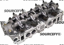 NEW CYLINDER HEAD (4G64) 104576 for Mitsubishi and Caterpillar