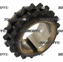 CRANKSHAFT GEAR 124-4001