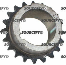 SPROCKET,  CRANKSHAFT 13021-FY500 for Komatsu & Allis-chalmers, Nissan