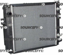RADIATOR 1337002 for Hyster