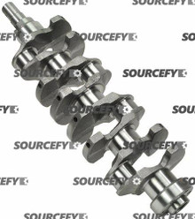 CRANKSHAFT 13411-76027-71,  13411-76027-71 for Toyota