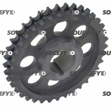 CAMSHAFT GEAR 13522-33010 for Toyota