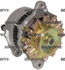ALTERNATOR (REMANUFACTURED) 14107720 for Clark, Jungheinrich, Mitsubishi, and Caterpillar