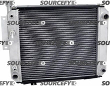 RADIATOR 14488640 for Jungheinrich, Mitsubishi, and Caterpillar