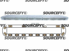 LIGHTBAR (LED/AMBER) 15-00037-E