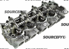 NEW CYLINDER HEAD (4G54) 3098498 for Hyster