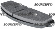 BRAKE PAD 3BA-30-31210 for Komatsu & Allis-chalmers