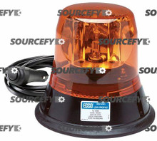 STROBE LAMP (AMBER) 5813A-MG