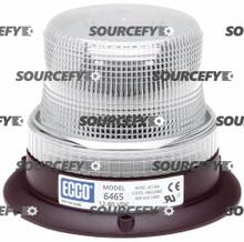 STROBE LAMP (LED CLEAR) 6465C
