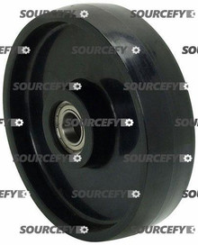 NYLON WHEEL/BEARINGS 800N for Big Joe