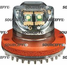 CONSEALED LED (AMBER) 9011A