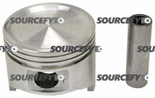 PISTON & PIN ASS'Y (.50MM) 901273861, 9012738-61