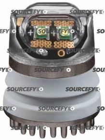 CONSEALED LED (AMBER/AMBER) 9022AA