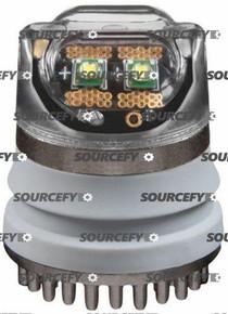 CONSEALED LED (AMBER) 9031A