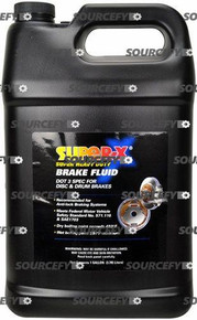 BRAKE FLUID (1 GALLON) 990-627-01