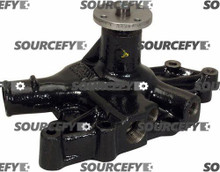WATER PUMP A000003016, A0000-03016 for Mitsubishi and Caterpillar