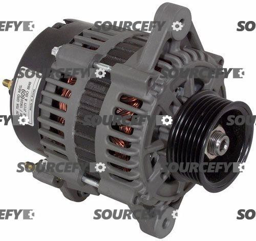 NEW CATERPILLAR CLARK MITSUBISHI FORKLIFT ALTERNATOR