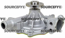 WATER PUMP A000020612, A0000-20612 for Mitsubishi and Caterpillar
