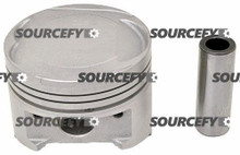 PISTON & PIN SET (STD) A218142 for Daewoo for DOOSAN