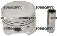 PISTON & PIN SET (.50MM) A218143 for Daewoo for DOOSAN