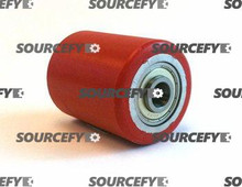Blue Giant Load Roller Assy, 17mm Bearing IDTread: Ultra Poly, Hub: Aluminum BG 906-0023-D-A