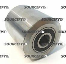 """Boman Load Roller Assy - 2.9"""" DiameterTread: Steel, Hub: Steel BO 60181-S"""