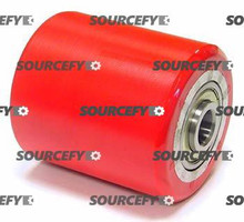 "BT Load Roller Assy - 3-1/4"" DiameterTread: Ultra-Poly, Hub: Aluminum BT 167605-D"