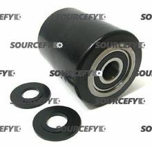 "Crown Load Roller Assy - 3-1/4"" DiameterTread: Ultra-Poly, Hub: Steel CR 82283-1 for Crown"