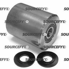 "Crown Load Roller Assy - 3-1/4"" DiameterTread: Steel, Hub: Steel CR 82283-3"