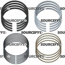 PISTON RING SET (STD.) 326586 for HYSTER