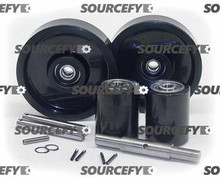 BT BT COMPLETE WHEEL KIT GWK-BTU-CK
