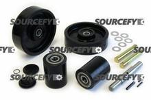 Wheel Kits For Manual Pallet Jacks Complete Wheel Kit