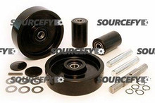 JET COMPLETE WHEEL KIT GWK-JTPTX-CK