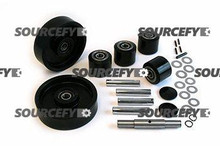AMERICAN LIFTS COMPLETE WHEEL KIT GWK-LM25-CK