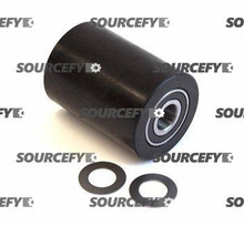 "Hu-Lift Load Roller Assy - 2-3/4"" DiameterTread: Nylon, Hub: Nylon HL F117A-A"