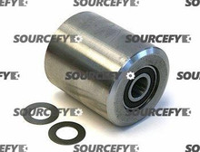 "INTERTHOR LOAD ROLLER ASSY - 3-1/4"" DIAMETERTREAD: STEEL,  HUB: STEEL IN 140.5235-A"