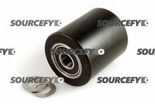 "Interthor Load Roller Assy - 3-1/4"" DiameterTread: Ultra-Poly, Hub: Steel IN 300041-A"