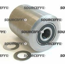 Jet Load Roller Assembly, Solid Steel W/Bearings JT PT2036-3-29-S